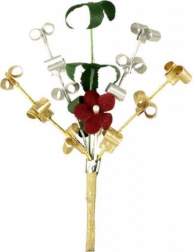 Myrtensträußchen Kronjuwelen-Konfirmation, Ansteckstrauß