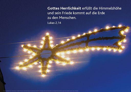 Poster Kirchenjahr - Weihnachten