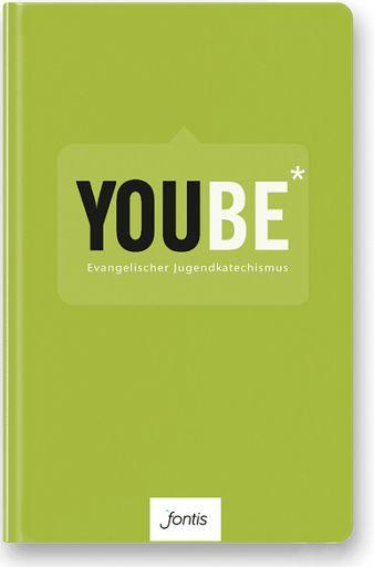YOUBE Ev. Jugendkatechismus, grün