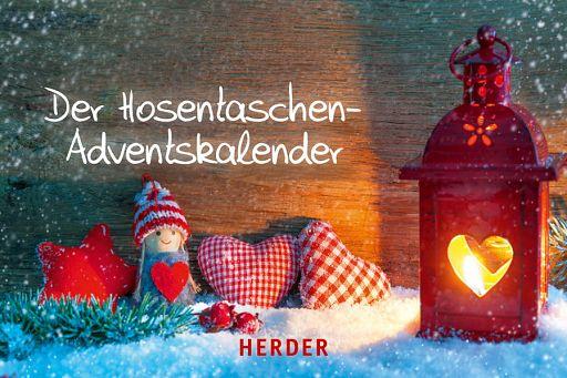 Hosentaschen-Adventskalender 2016