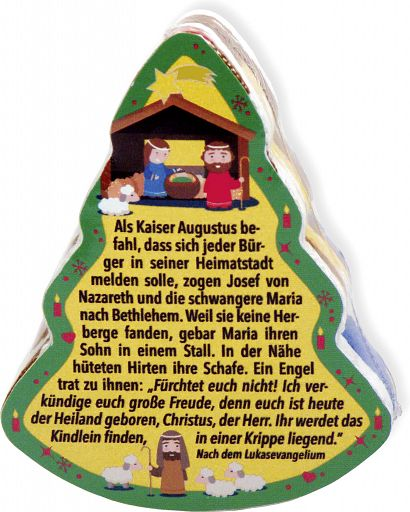 Handtuch Tannenbaum