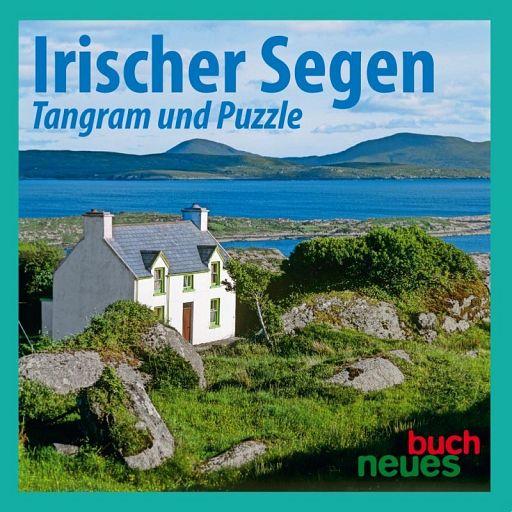 Tangram und Puzzle Irischer Segen
