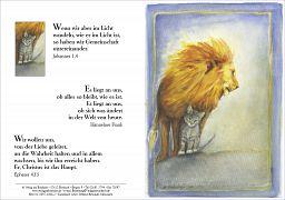Faltkarte Bahlinger - Löwe